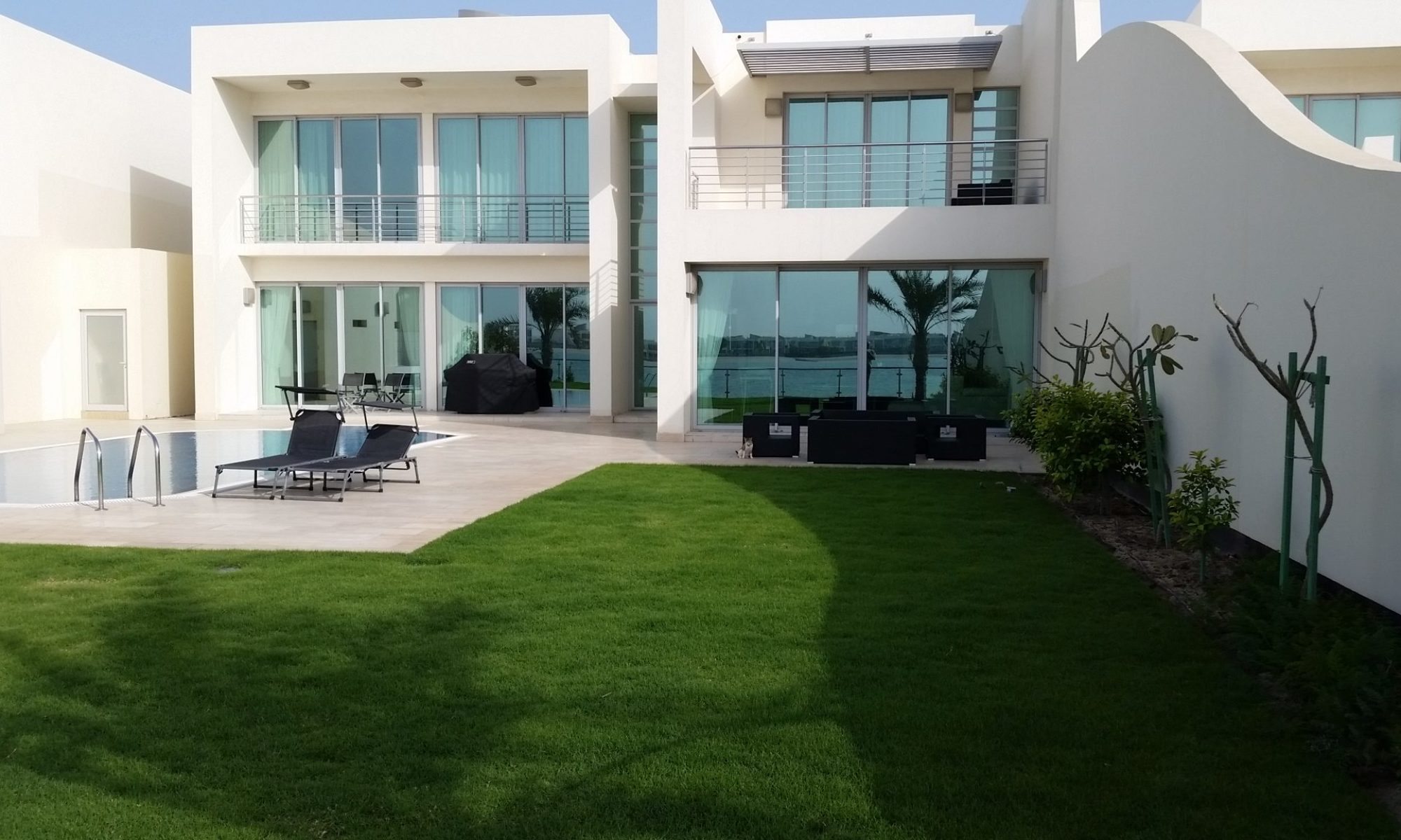 Durrat al Bahrain - our beautiful house is sold! We'll leave soon!